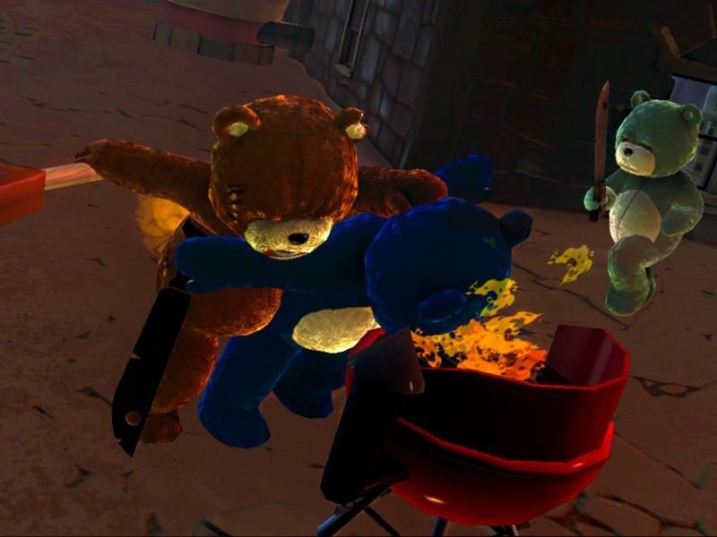 Naughty Bear (1)